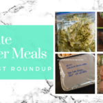 tips and ideas for busy moms to plan easy to make and quick to put together Crockpot dinners, on a budget, perfect for beginners and new moms, recipes easy to plan all your dinners once a month
