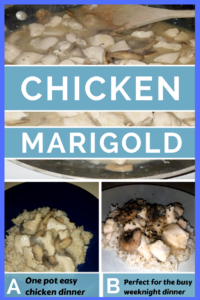 this is such an amazing and simple chicken dinner to make on those busy nights!