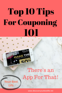 Extreme couponing without all that clipping! Here I share my top ten tips for saving money without having to clip hundreds of coupons, saving money and time!