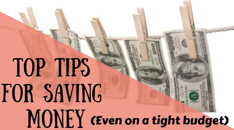10 easy ways to save money even on a tight budget