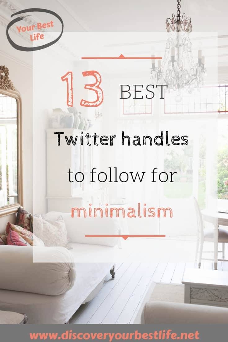 interested in minimalism at home then follow these influencers on twitter