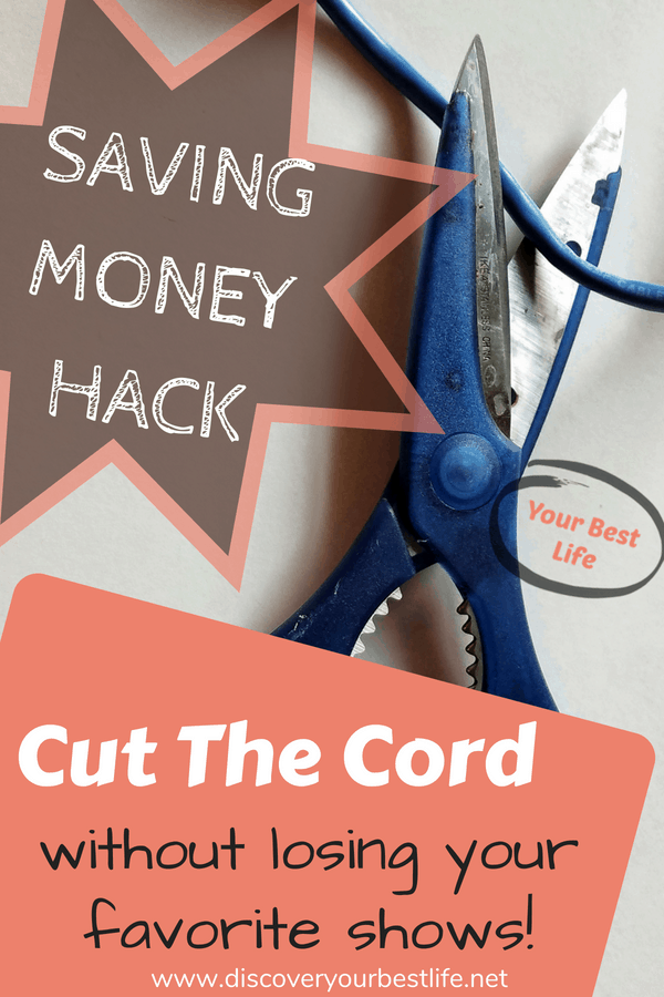 Looking for ways to save money? I mean, who isn't? But you don't have to save $3 cutting coffee, instead hundreds cutting cable. Cut the cord but keep your favorite shows.