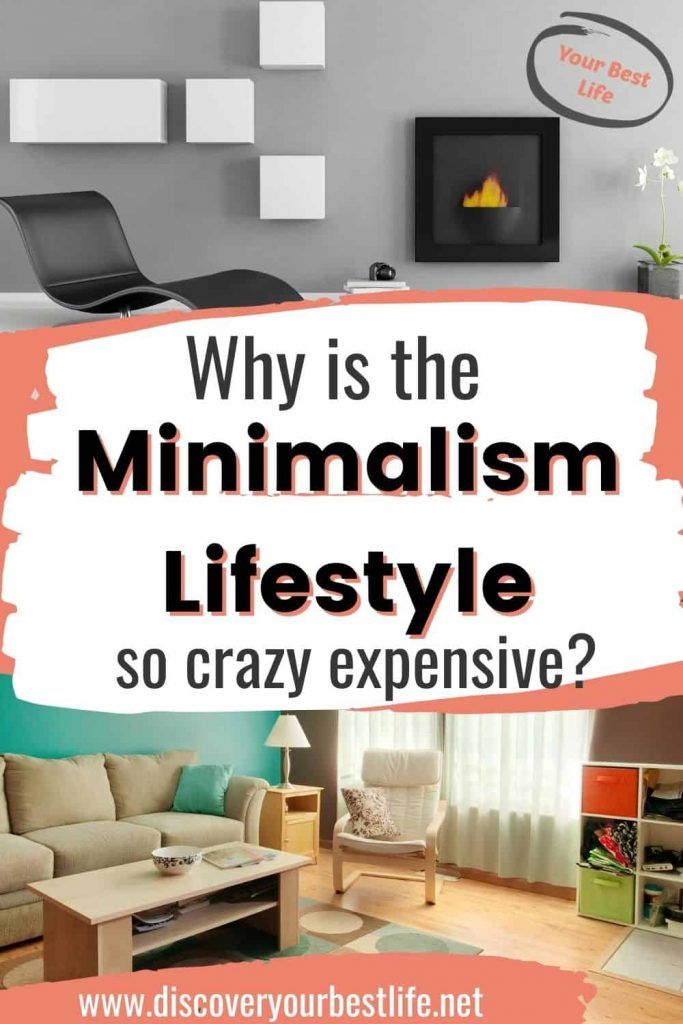 Why is the minimalist lifestyle so expensive?