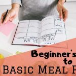 Beginners Guide to Basic Meal Plan