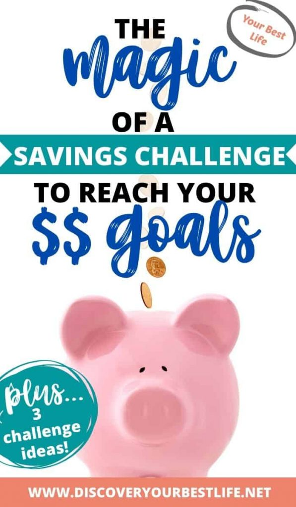 If you're having a hard time saving money, then you need a savings challenge! Check out these three ideas to start your savings today.