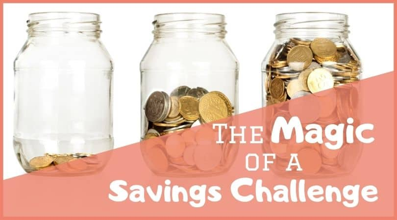 The magic of using a savings challenge to reach your goals