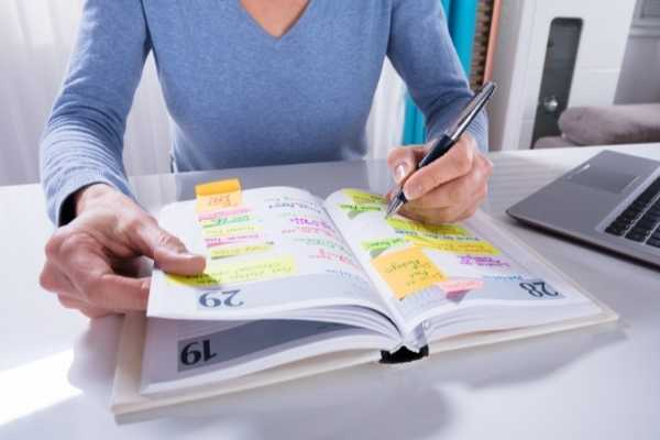 Create your weekly planner and see the benefits each week.